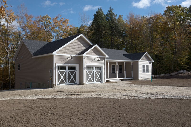 New residential construction from Solid Roots