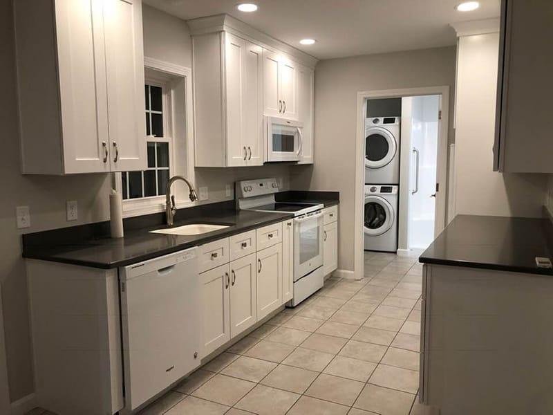 Accessory Dwelling Unit new Kitchen